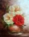 Mohnblumen mit Vase
