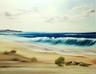 Meereslandschaft Nazare