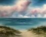 Meer mit Düne